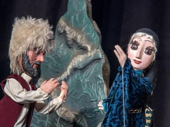 Республиканский театр кукол Мордовии закроет сезон кавказской сказкой