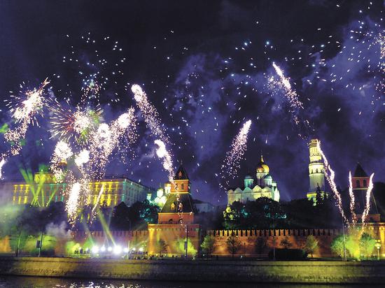 День Победы в Москве отметят небывалым салютом