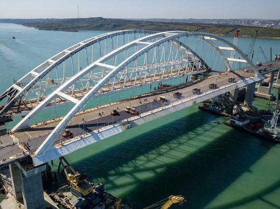 Депутаты ответили украинскому журналисту, поблагодарившему Россию за Крымский мост