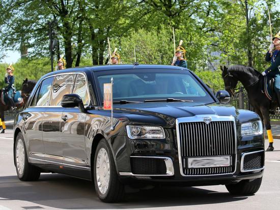 Мантуров рассказал, когда россияне смогут купить путинский лимузин «Кортеж»