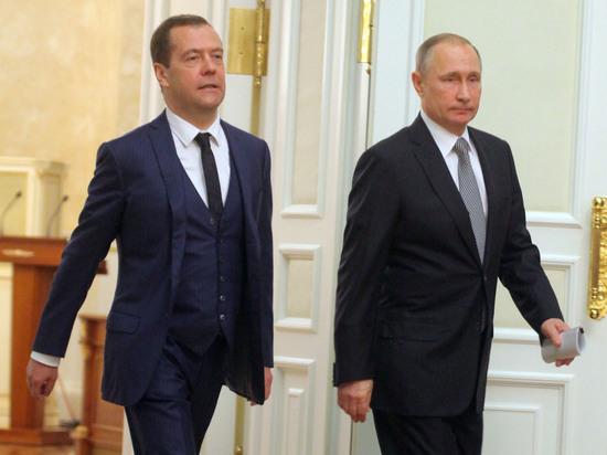 Медведев объявил перестановки в правительстве: Мутко оставлен, Силуанов возвышен