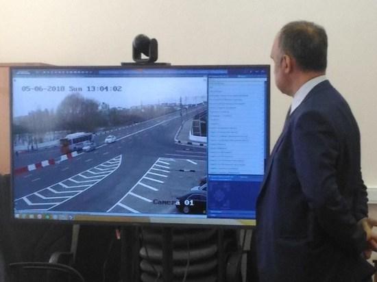 Количество видеокамер на дорогах Нижегородской области увеличат