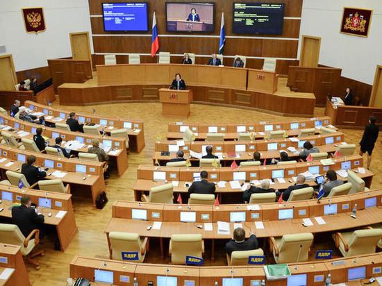 21 мая в суде начнется рассмотрение иска о лишении полномочий депутатов свердловского Заксобрания