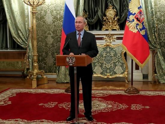 Новый майский указ: Путин утвердил развитие России до 2024 года