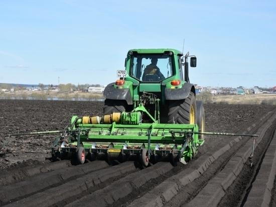 В Чувашии начались весенне-полевые работы