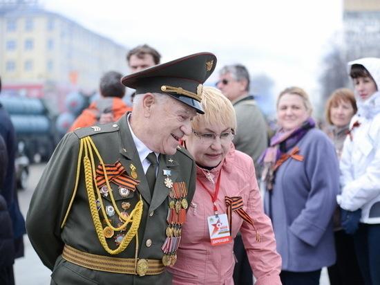 На Свердловской железной дороге проходят мероприятия, посвященные Дню Победы