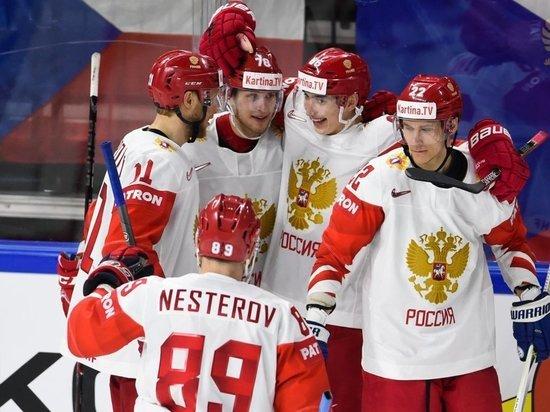 Россия разгромила Белоруссию на ЧМ-2018 по хоккею: онлайн-трансляция