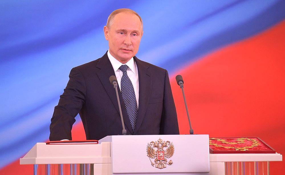 Гости на инаугурации президента Путина: кадры из Кремля