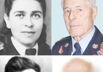 Алтайские ветераны рассказали о фронтовых годах