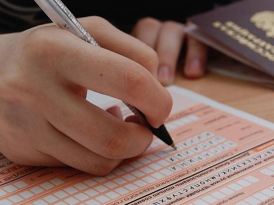 Выпускники в Тамбове готовятся к Единому государственному экзамену