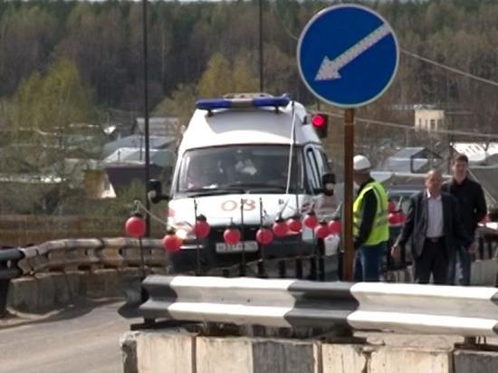 Начался ремонт путепровода на автодороге Кострома-Нерехта