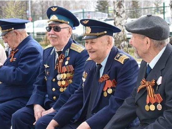 Аэропорт «Уфа» поздравляет ветеранов и пассажиров с Днем Победы