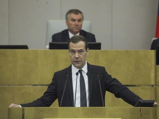 Медведев оценил расходы бюджета по новому майскому указу Путина