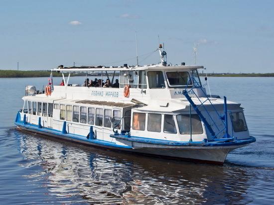 В акватории морского порта Архангельска завтра пойдут теплоходы