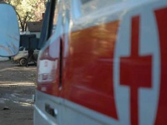В Саранске мужчина на внедорожнике сбил девушку на ступенях у входа в автовокзал
