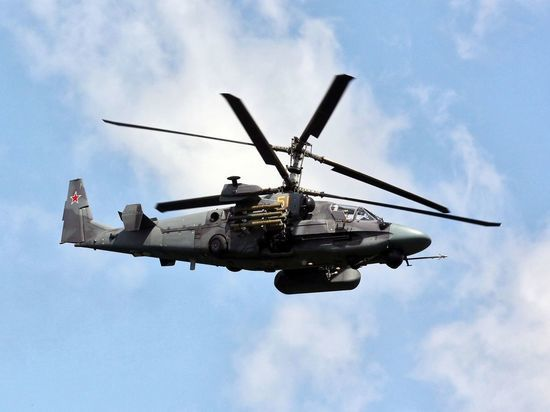 После крушения Ка-52 в Сирии вертолеты могут «поставить на прикол»