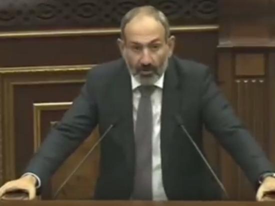 Нового премьера Армении Пашиняна заподозрили в двойной игре