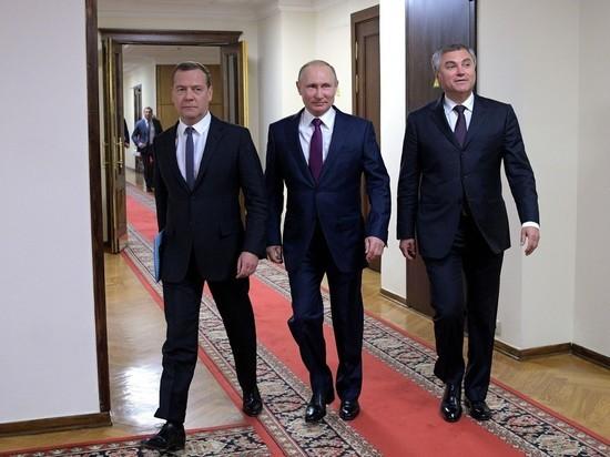 Путин и Медведев «замяли» вопрос о триллионах