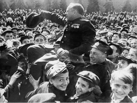 Каким запомнился день 9 мая 1945 года краснодарцам?