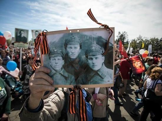 «Бессмертный полк» пройдет в областном центре от танка «Иркутский комсомолец» до сквера имени Кирова