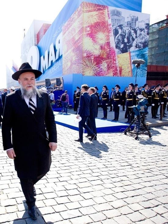 Президент Федерации еврейских общин России Александр Борода поздравил ветеранов с ДнемПобеды