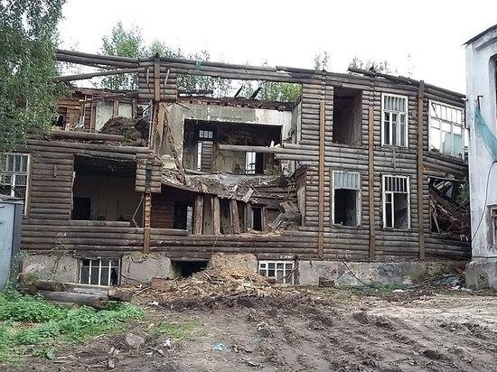 -6: узнали, какие дома в Петрозаводске снесут к июлю