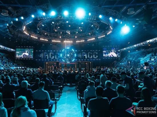 Уральская лига Russian Cagefighting Championship вошла в пятерку лучших в России