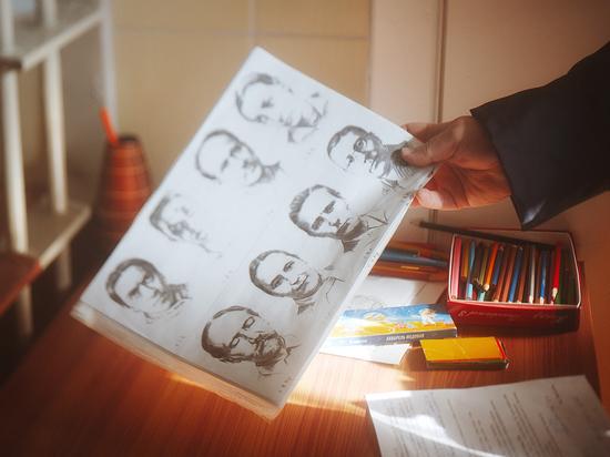 Изображая солнце:  в Тверском СИЗО есть особая категория заключённых