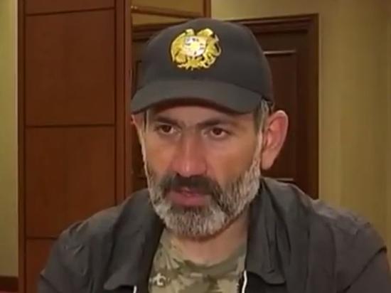 Премьером Армении избран лидер оппозиции Пашинян