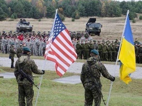 Американским бюджетом предусмотрено выделение Украине миллионов долларов на летальные вооружения