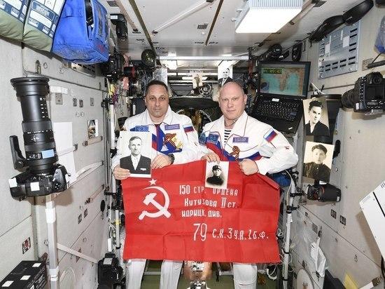 Уроженец Балаклавы космонавт Антон Шкаплеров в