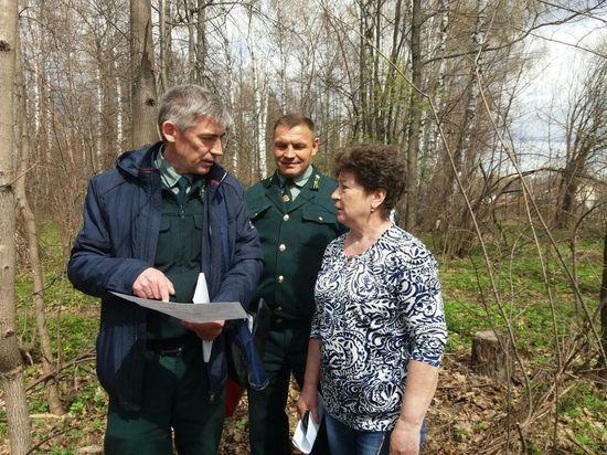 В Татарстане лесники провели рейд по дачам