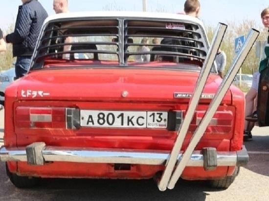 Автомобильный фестиваль Hands on the Wheel состоялся в Саранске