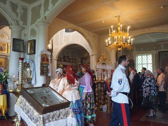 В Курской области отметили Православный день Победы