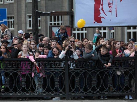 Как Челябинск отпраздновал День Победы