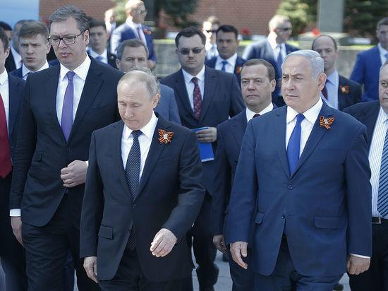 Биньямин Нетаниягу прокомментировал результаты встречи в Кремле