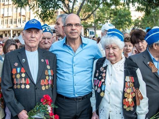 Новости Израиля: Парад Победы состоялся  в Петах-Тикве