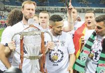 Футбол, Кубок России: кто заменит «Тосно» в еврокубках