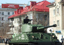 В Мурманске отметили День Победы