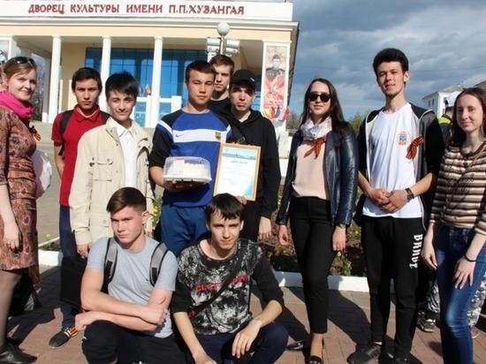В Чебоксарах состоялся молодежный квест «Пройдем дорогами войны»