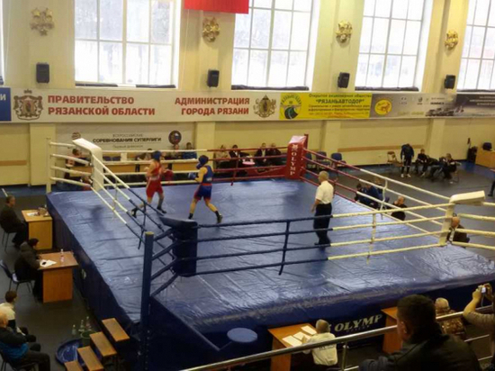 Тамбовчанин стал вторым на Международном турнире по боксу
