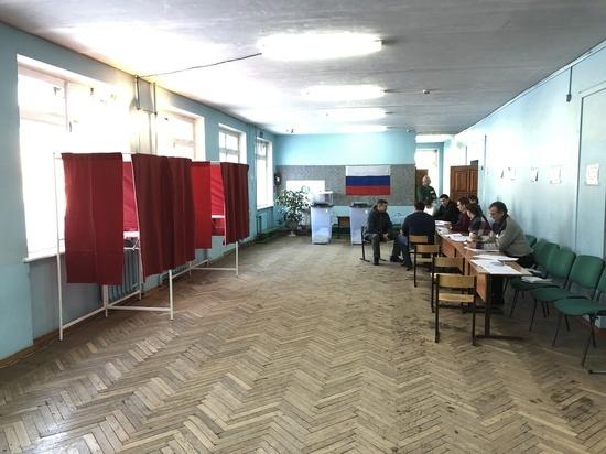 Председатель ЦИКа вручила Сергею Костенко благодарственное письмо от президента