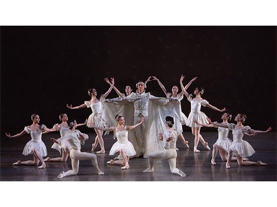 Весенний гала-вечер Нью-Йоркского Сити-балета