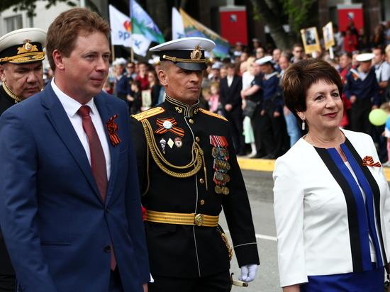 Как Севастополь отмечал День Победы