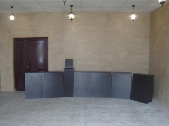Траурный зал Петрозаводска открылся после ремонта