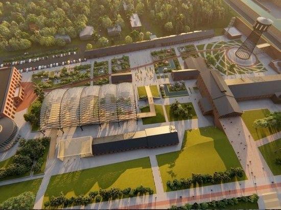Индустриальный туристический парк создадут в Выксе
