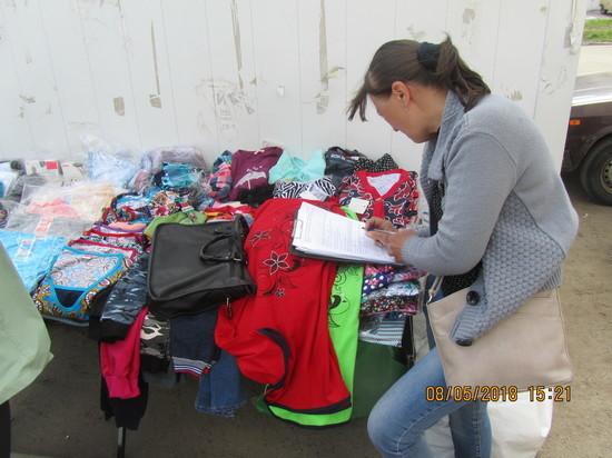 На улицах Чебоксар пресекают незаконную торговлю