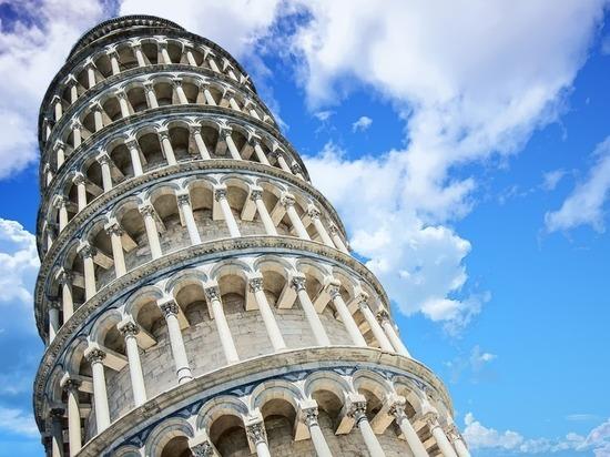 Геологи выяснили, почему Пизанская башня так и не упала