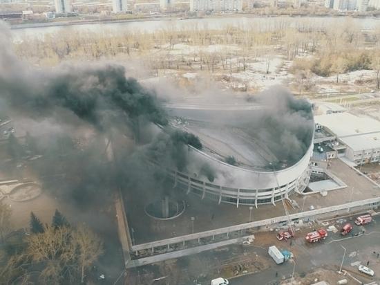 Чиновники и их подрядчики в Красноярске расскажут о ликвидации крупного пожара