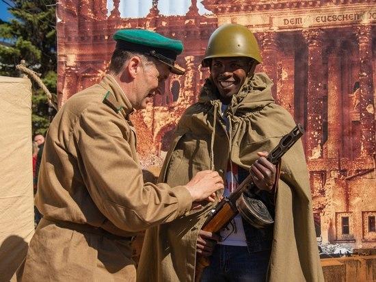 О некоторых особенностях празднования Дня Победы в современной России